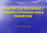 Projekt Jadran (PDF) - Usluga Poreč