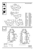 Power audio amplifiers- integrated circuits - Turuta Electronics World - Page 7