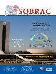 21º edição do Jornal da SOBRAC - Departamentos Científicos