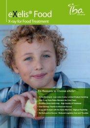 eXelis® Food - IBA Industrial