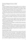 The Bulletin - George Washington University Law School - Page 7