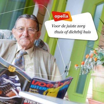 Corporate brochure Opella - lokaalloket.nl