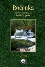 Náhled ročenky v .pdf je ke stažení zde - Jizersko-ještědský horský ...