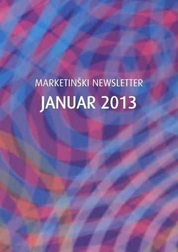 JANUAR 2013 - RTV Slovenija