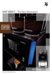 WMF 8000 S.pdf - Coffee Machines