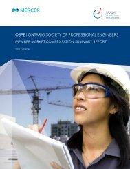 OSPE | ONTARIO SOCIETY OF PROFESSIONAL ENGINEERS
