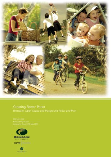 Brimbank Open Space and Playground Policy and Plan