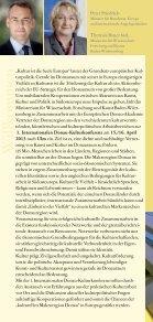 1. Internationale Donau-Kulturkonferenz - Europäische Donau ... - Seite 2