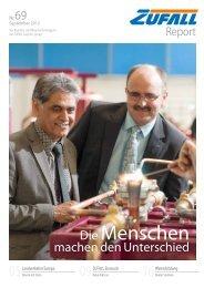 Menschen - Friedrich Zufall GmbH & Co. KG