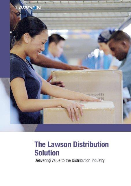 The Lawson Distribution Solution