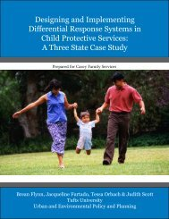 Designing and Implementing Differential Response ... - Tufts University