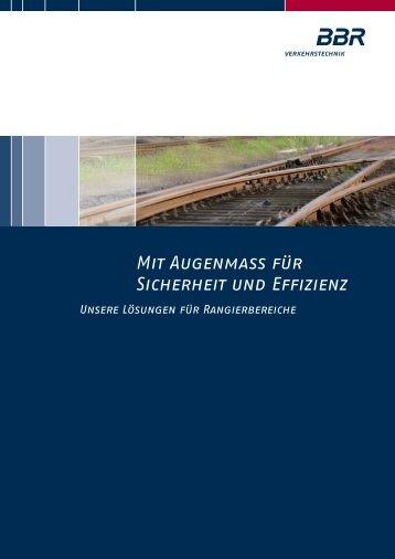 Produktinfo EOW - BBR Baudis Bergmann Rösch Verkehrstechnik ...