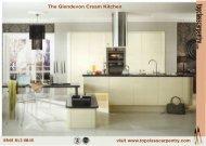Glendevon Cream Kitchen - Top Class Carpentry