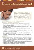 Le VIH dans le milieu de travail - Page 6