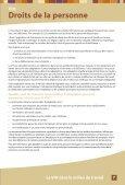 Le VIH dans le milieu de travail - Page 7