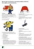 Branchevejledning om indsatsbeklædning til ambulancetjeneste - Page 3