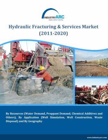 Hydraulic Fracturing Market (2011-2020)