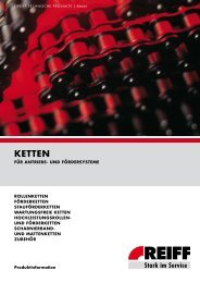 KETTEN - REIFF-Gruppe