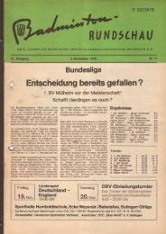 Nr. 11 November 1976 - (BLV-NRW) www