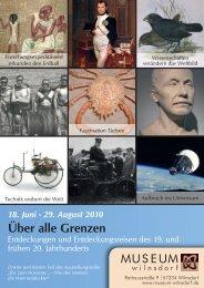 Flyer Horizonte.indd - Museum Wilnsdorf