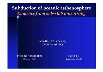 asthenospheric magazines