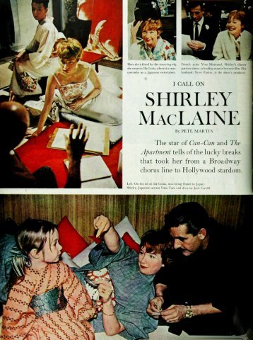 SHIRLEY - The Saturday Evening Post