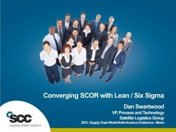 Converging SCOR with Lean Six Sigma.pdf - Supply Chain Council