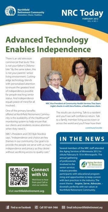 NRC Today - Northfield Retirement Community