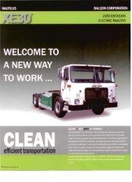 Over the Road Truck (XE30) Fact Sheet - ESCI KSP