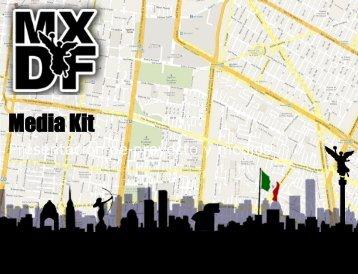 Media Kit - MX-DF.net