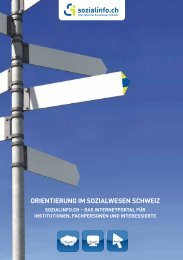 gesamtflyer web - Sozialinfo.ch