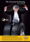Mit Runderneuerungen von Bandag sind Ihre Reifen - REIFF-Gruppe - Seite 6