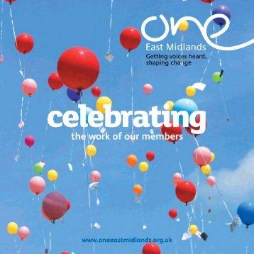 Case studies - One East Midlands