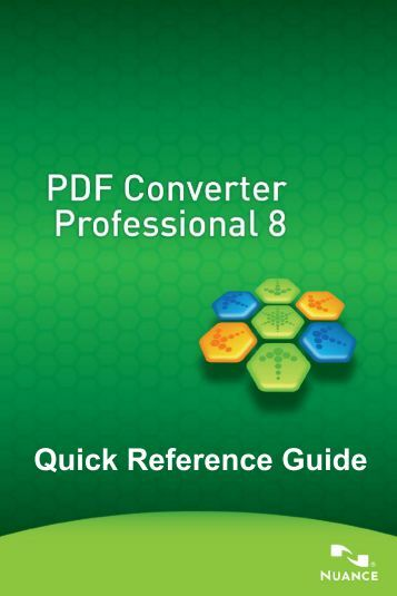 nuance power pdf advanced quick reference guide