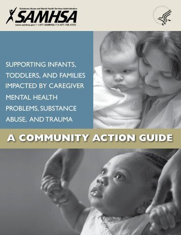 Community Action Guide - SAMHSA Store - Substance Abuse and ...