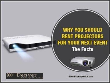 Importance of Projector Rental in Denver