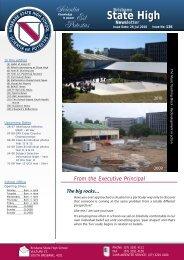 July 23 - Brisbane State High School