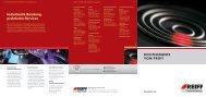 Individuelle Beratung, praktische Services - REIFF Technische ...