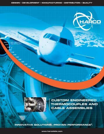 Thermocouple Brochure.indd - Harco