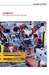 PDF Compact Light Curtain - Control Plus Australia