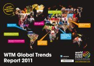 WTM Global Trends Report 2011