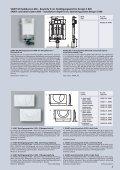 SANIT UP-Spülkasten 800 – Bautiefe 8 cm ... - Glynwed Asia - Seite 3