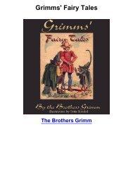 Grimms' Fairy Tales - Click A Tutor