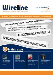 Issue 19 December 2011 (PDF File 2MB) - Oil & Gas UK