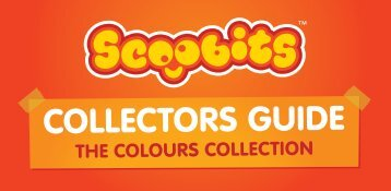 COLLECTORS GUIDE - Scoobits