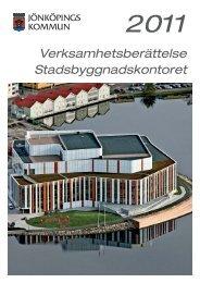 Verksamhetsberättelse 2011.indd - Jönköpings kommun