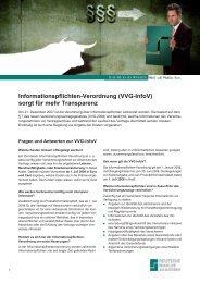 Informationspflichten-Verordnung (VVG-InfoV) - Deutsche Makler ...
