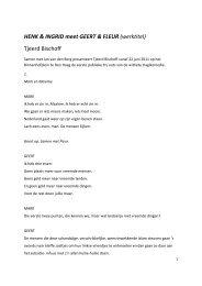 Tjeerd Bischoff - Theater Schrift Lucifer
