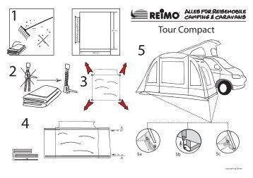 Tour Compact - Reimo