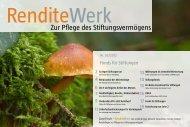 RenditeWerk - Corporate Trust